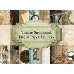 Papiers numériques style...