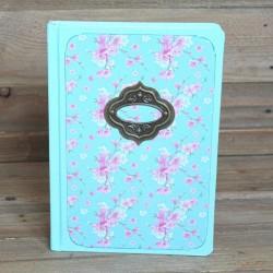 Carnet de notes A5 girly
