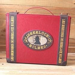 Coffret steampunk avec carnet