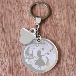 Porte clés Alice et la...