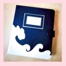 Un agenda A5 sur la mer déchaînée... Un cadeau d une fille à sa mère #ᴀɢᴇɴᴅᴀ2021 #agenda2021 #agendaa5 #planner2021 #planerlove