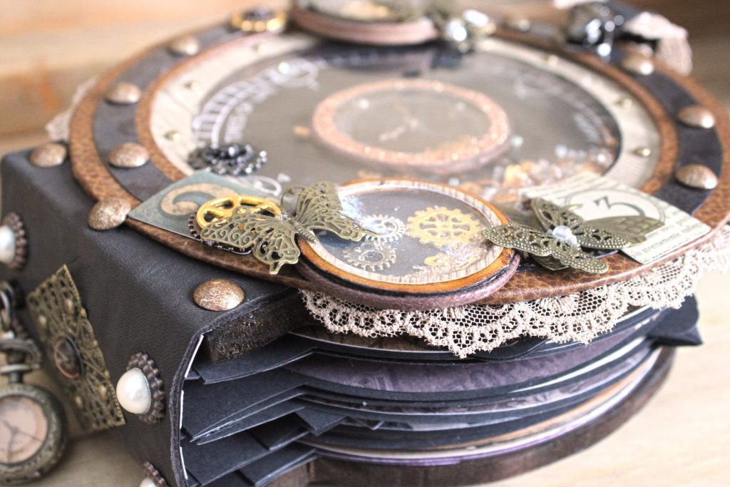 album photos steampunk hubblot