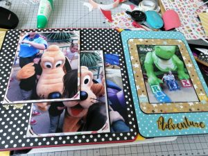 page album photos scrapbooking