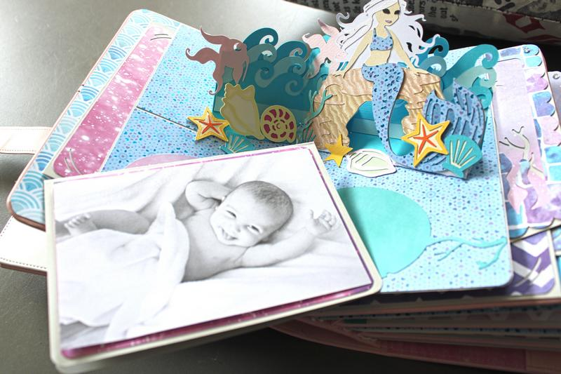 album photos naissance petite fille