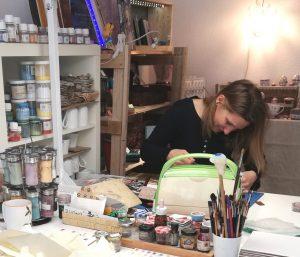 Atelier delirelo -papeterie artisanale