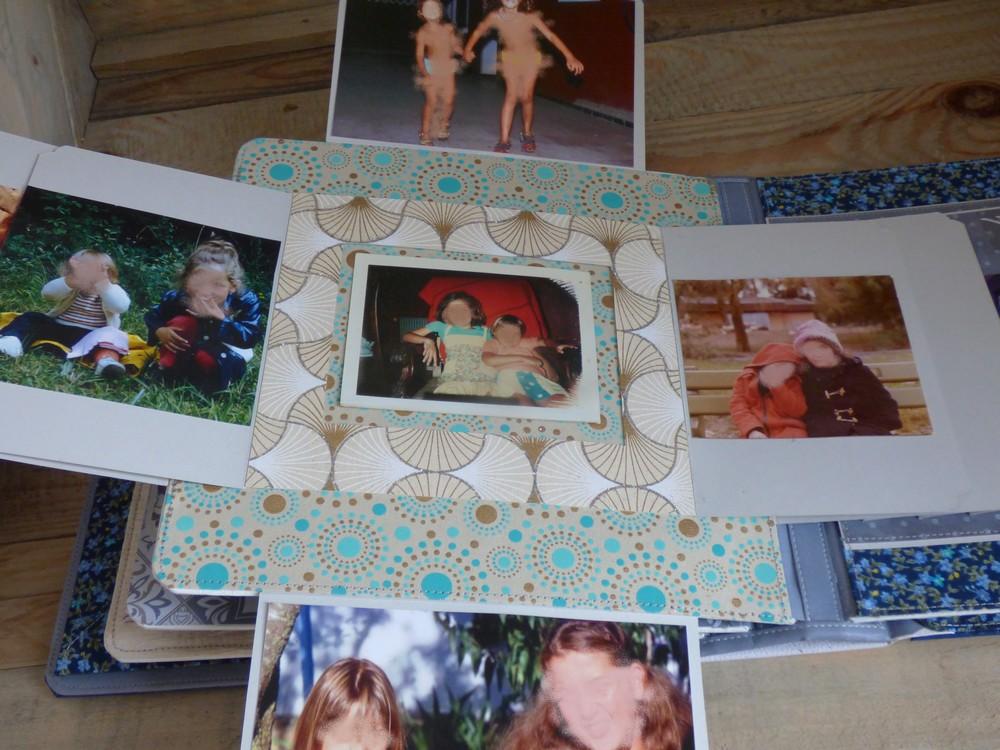 album photos sur mesure papier japonais
