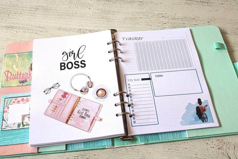 agenda girl boss